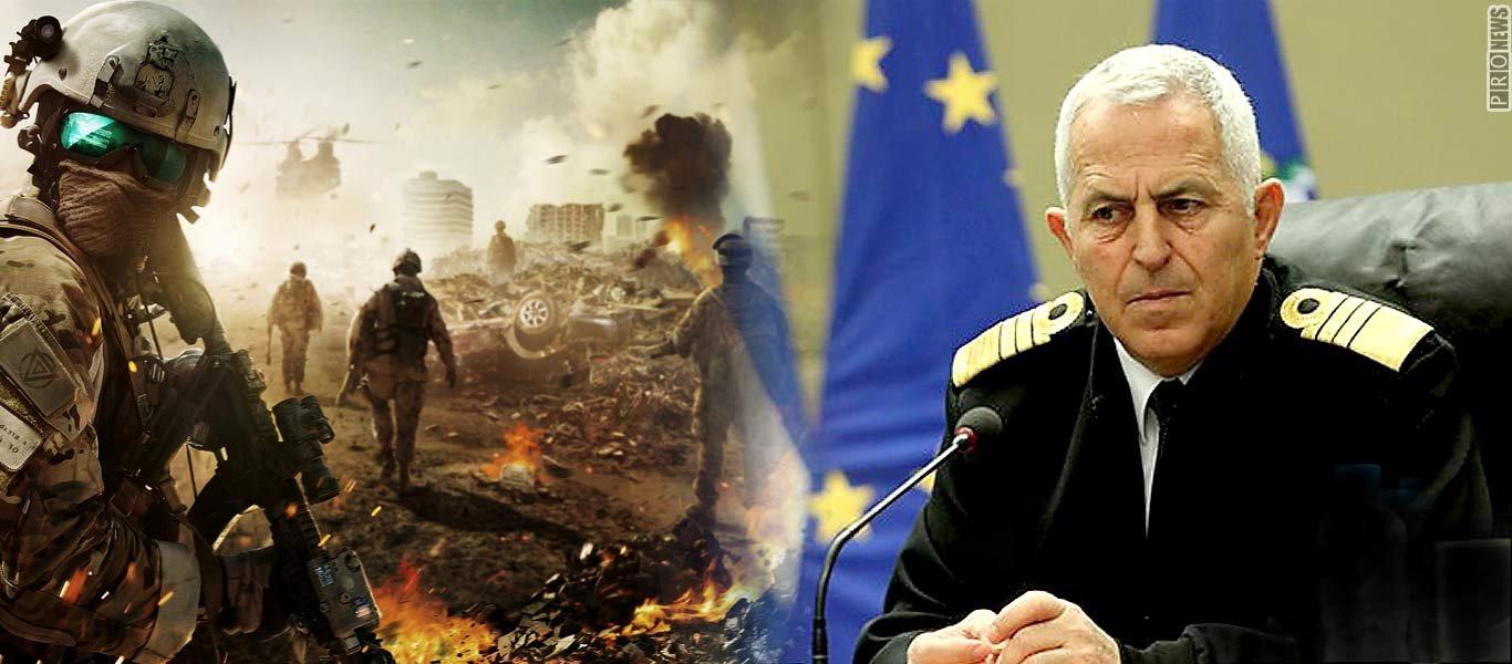 Έλληνας Α/ΓΕΕΘΑ: «Έρχεται πόλεμος στον Λίβανο και δεν ξέρουμε μέχρι που θα φτάσει»