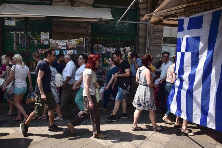 Wall Street Journal: Η Ελλάδα φαίνεται πως βγαίνει από την περίοδο της επιτήρησης