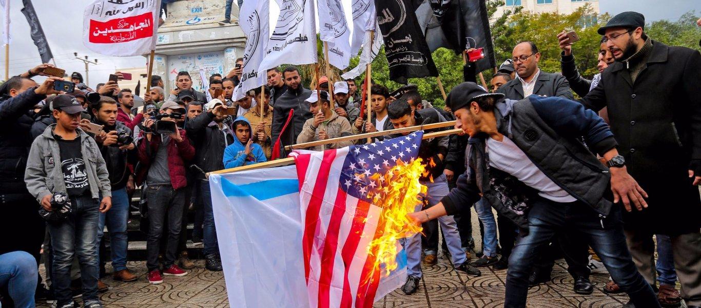 «Τέλος εποχής» για ΟΗΕ; – «Οι ΗΠΑ δεν θα δεχθούν υποδείξεις από κανέναν για Ισραήλ και Παλαιστίνη!» (φωτό, βίντεο)