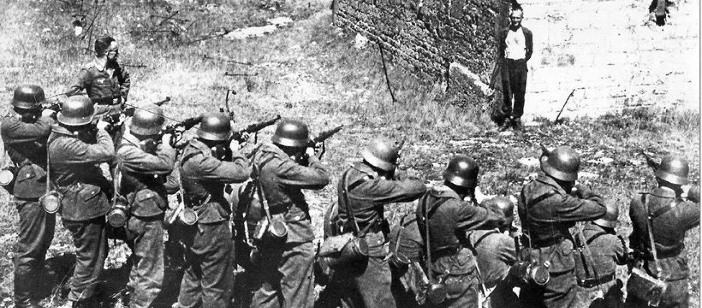 Οι Γερμανοί παραδέχονται για πρώτη φορά ότι «χρωστάμε στην Ελλάδα 185 δισ. ευρώ για όσα διαπράξαμε στην Κατοχή»!