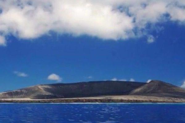 Αυτό είναι το νεότερο νησί στον κόσμο