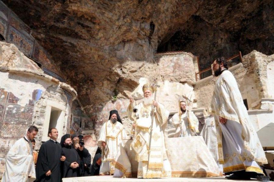 Παναγία Σουμελά: Το μεγάλο μυστικό που αποκαλύφθηκε