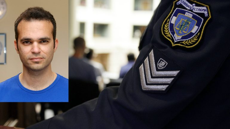 Ξανά πρόεδρος ο Γιώργος Πικράκης στην Ένωση Αστυνομικών | ΥΔΡΟΓΕΙΟΣ 106,9 FM