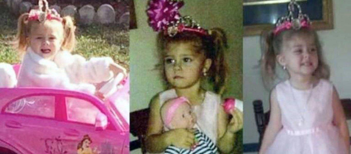 Ο σύντροφος της βίασε και σκότωσε την 3χρονη κόρη της (φωτό)