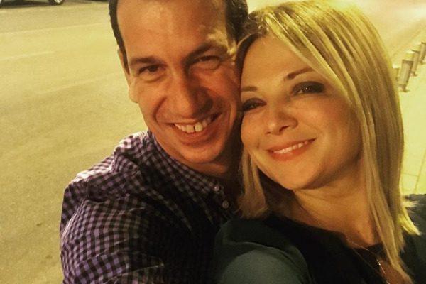 Η Νάνσυ Ζαμπέτογλου απάντησε στις φήμες για τον χωρισμό της με τον Νάσο Γαλακτερό