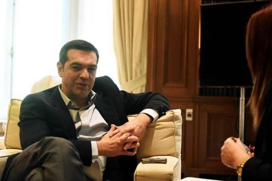 Τσίπρας: Δεν είναι παράλογο να υπάρχει ο όρος «Μακεδονία» ‑ Και εγώ μισός Μακεδόνας είμαι