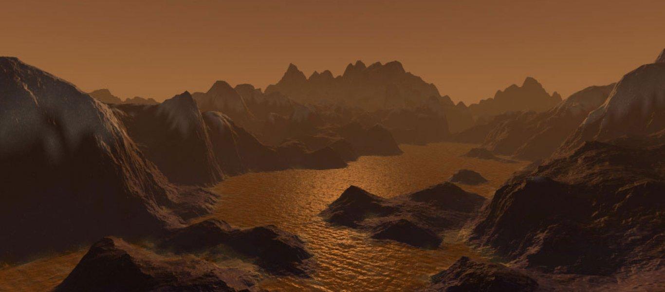 Τιτάνας: Γεμάτος ωκεανούς υδρονανθράκων ο δορυφόρος του Κρόνου – Το ενεργειακό μέλλον βρίσκεται στο διάστημα