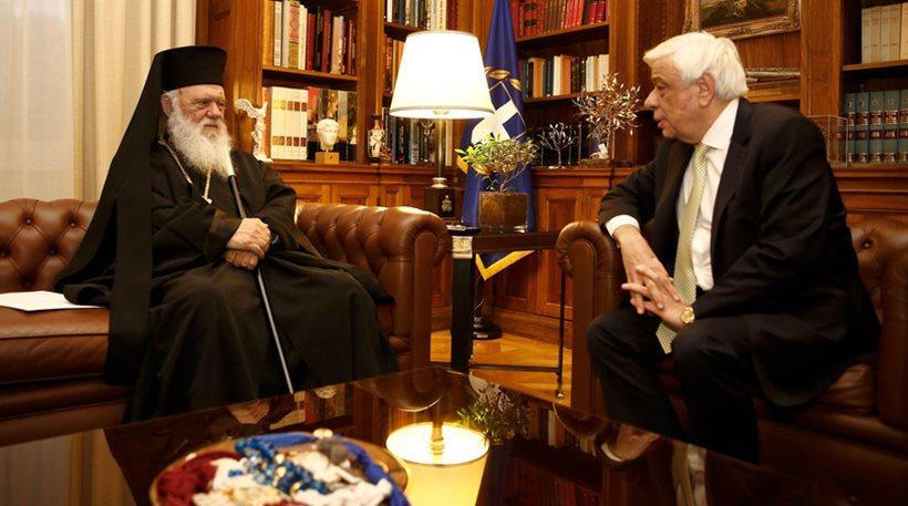 Τι είπαν ο Πρόεδρος της Δημοκρατίας και ο Αρχιεπίσκοπος για το Σκοπιανό