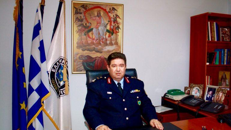 Παραμένει στην ηγεσία της ΕΛ.ΑΣ. ο Μ. Καραμαλάκης