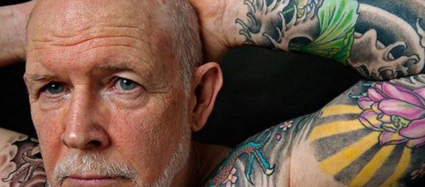Τατουάζ: Δείτε πώς γίνονται καθώς μεγαλώνετε! (φωτό)