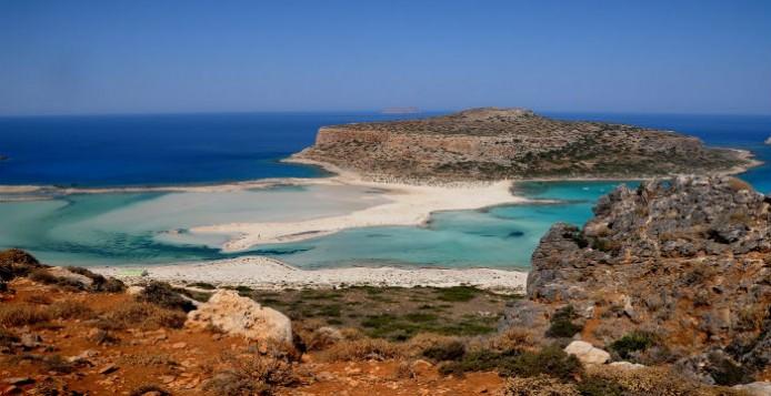 Παραλία του Μπάλου στα Χανιά – Ένα από τα «κρυμμένα στολίδια» του κόσμου [Εικόνες]