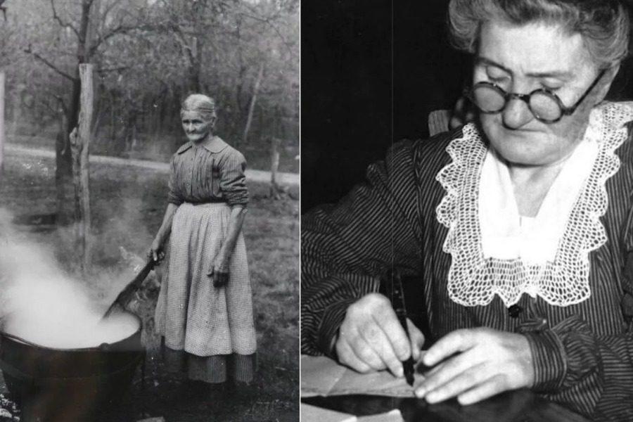 H σατανική γιαγιά που έκανε σαπούνια και κέικ τα θύματά της