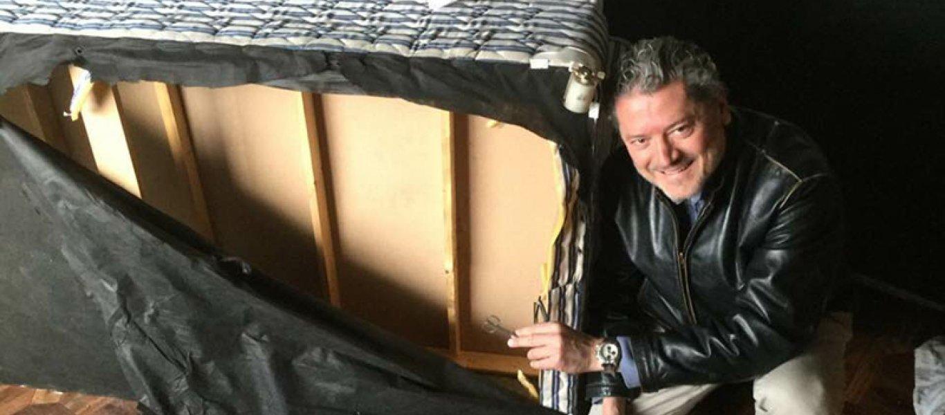 Σοκάρουν οι φωτογραφίες του Έλληνα πιλότου από το ξενοδοχείο-«κολαστήριο» της Καμπούλ: 13 ώρες αγωνίας
