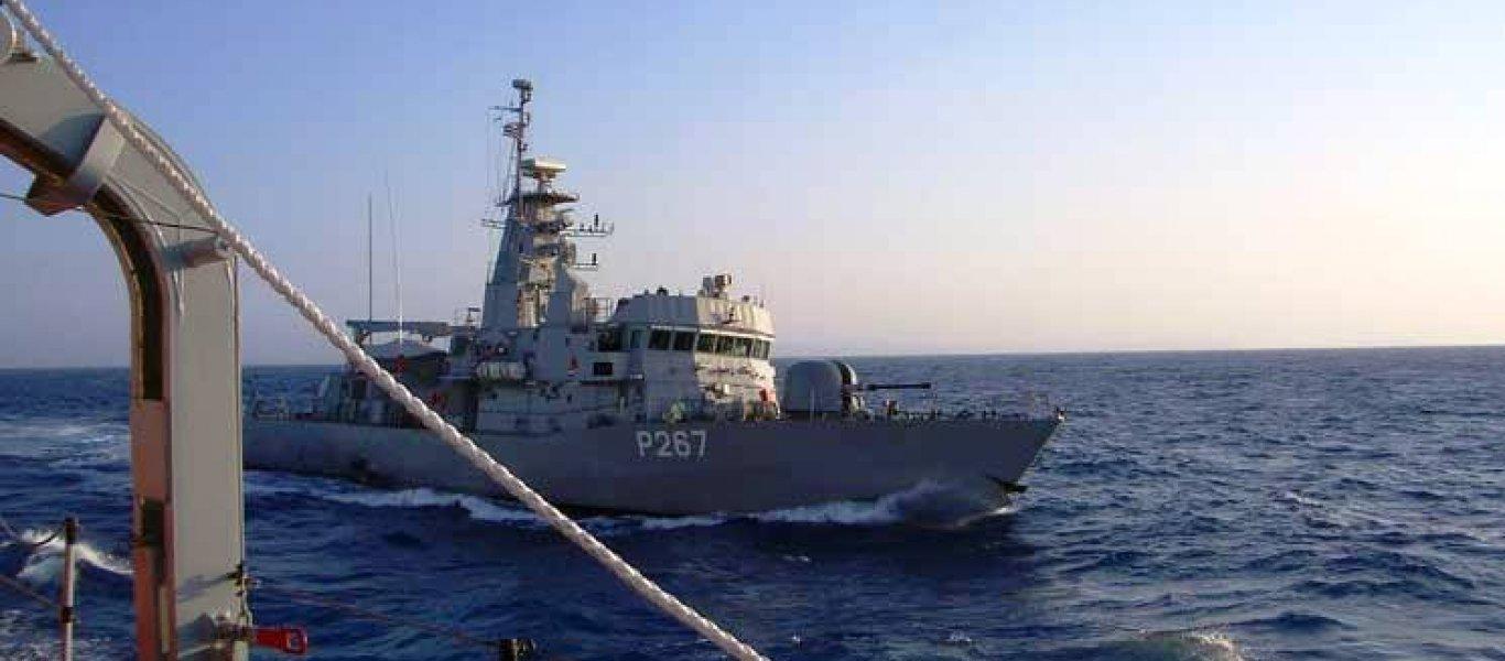 Σοβαρό επεισόδιο στα Ίμια: Τουρκικό σκάφος της Ακτοφυλακής έπεσε επάνω στην Κ/Φ «Νικηφόρος»