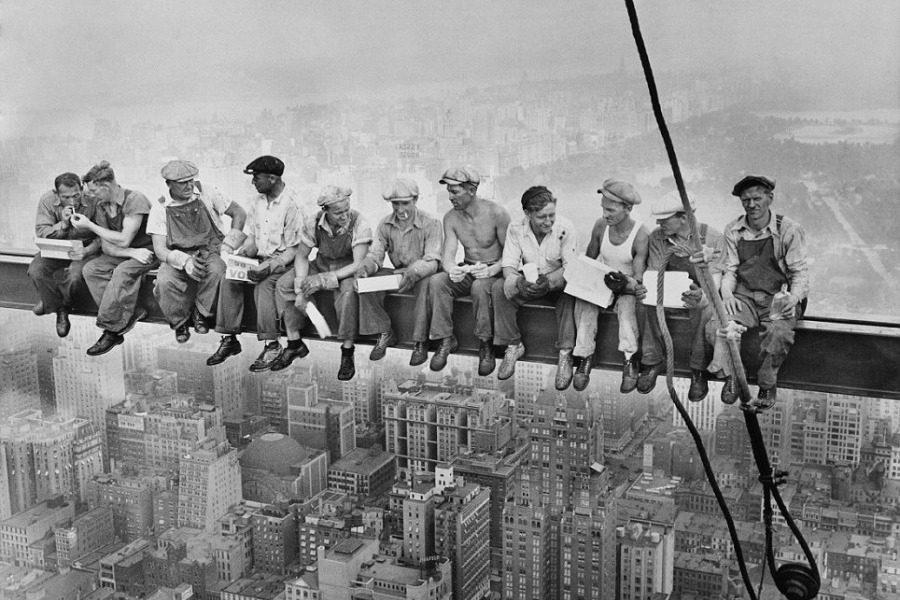Η ιστορία πίσω από την πιο χαρακτηριστική φωτογραφία της Νέας Υόρκης