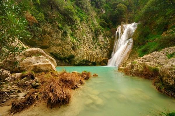 Η «Γαλάζια Λίμνη» της Ελλάδας