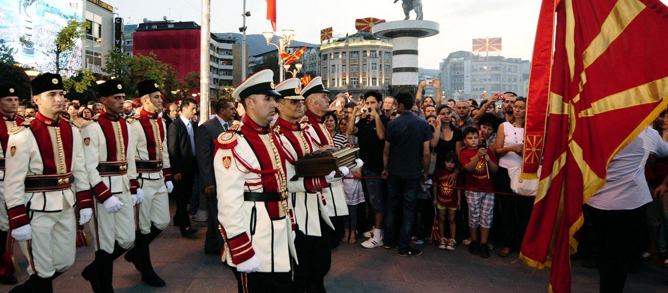 Οι Άλβανοί λένε ότι συμφωνήθηκε το όνομα «Νέα Μακεδονία» – Εθνικότητα «νεομακεδονική» και γλώσσα «σλαβομακεδονική»
