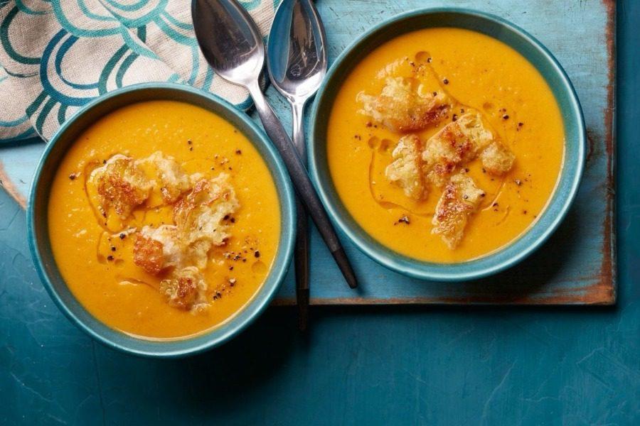Γιορτάζουμε το μήνα της σούπας με τέλειες συνταγές