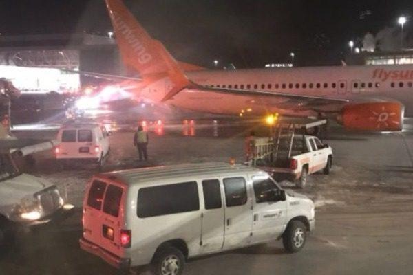 Σύγκρουση δύο αεροπλάνων σε αεροδρόμιο στον Καναδά