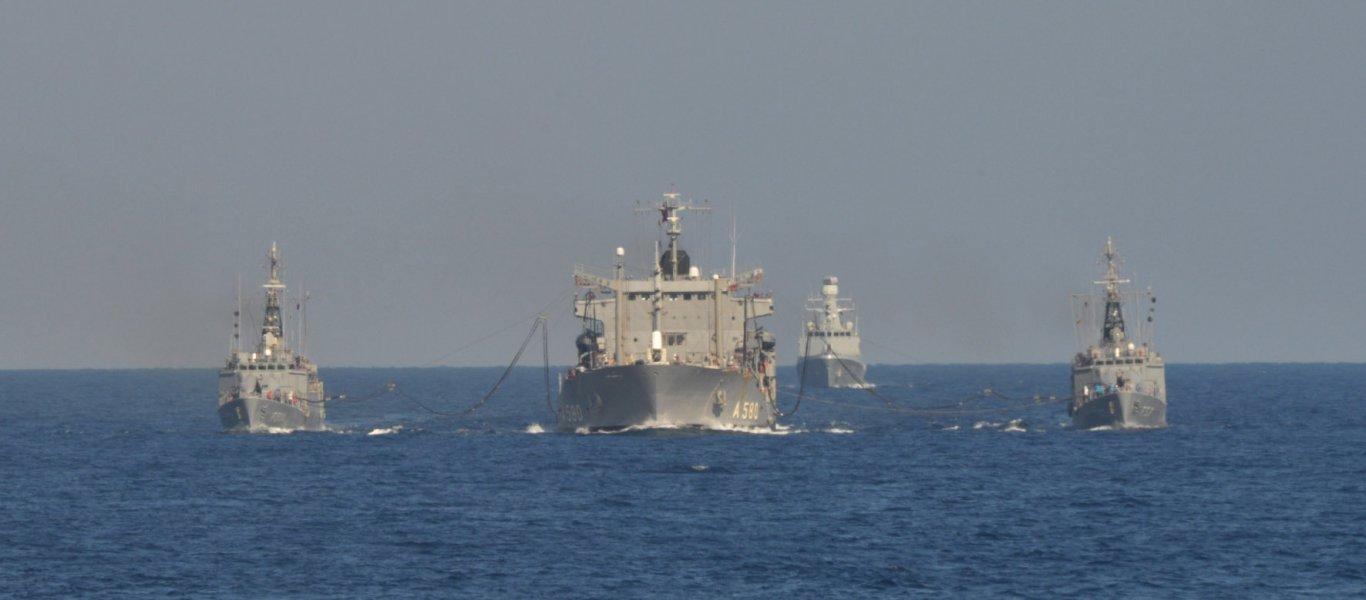 Η Τουρκία «απλώνει» τις αεροναυτικές της δυνάμεις από την Κρήτη μέχρι την Κύπρο με νέες NAVTEX (φωτό)