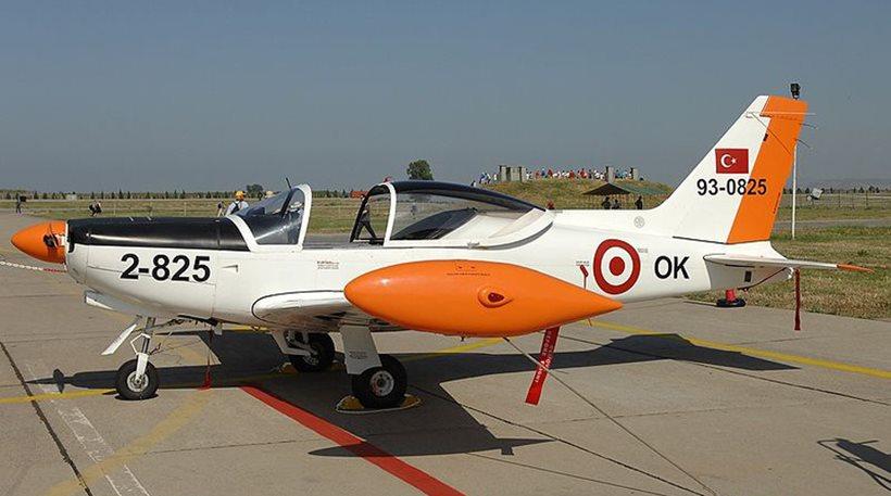 Σμύρνη: Έπεσε τουρκικό εκπαιδευτικό αεροσκάφος – Νεκροί οι δύο πιλότοι