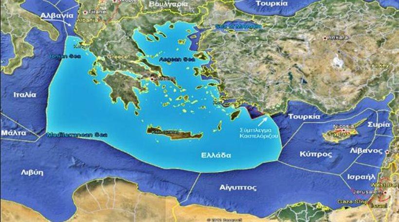 Der Spiegel: Κυνήγι για το θησαυρό -του φυσικού αερίου- στη Μεσόγειο