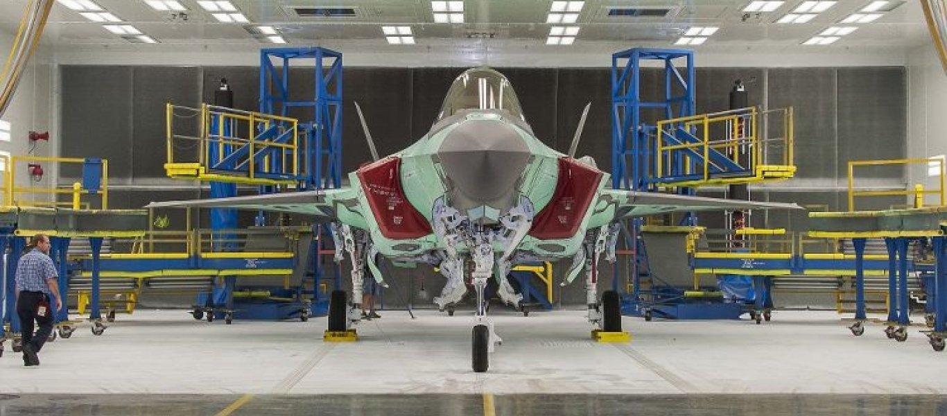 Η Ινδική αεροπορία ζητά ενημέρωση για τα F-35A! (βίντεο)