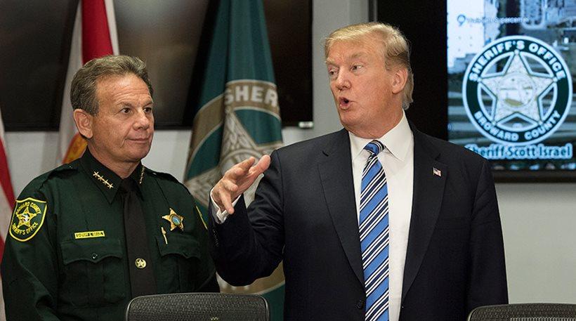 ΗΠΑ: Επίθεση Τραμπ στο FBI για το μακελειό στη Φλόριντα