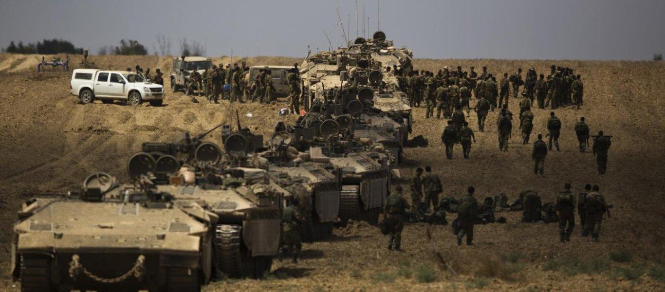 Η απόλυτη καταιγίδα – «Το Ισραήλ θα εισβάλλει στον Λίβανο» – Προειδοποίησε τους πολίτες του Λιβάνου «να προετοιμαστούν»