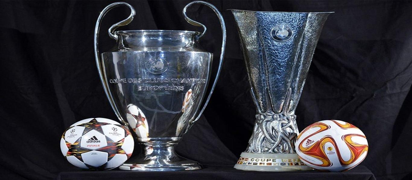 Αυτές είναι οι αλλαγές σε Champions League και Europa League – Ο αντίκτυπος στις ελληνικές ομάδες