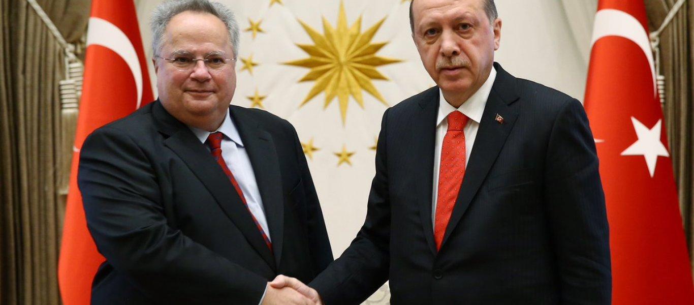 Δήλωση Ν. Κοτζιά με νόημα στην Άγκυρα: «Η Τουρκία πρέπει να αναλογιστεί ότι η Ελλάδα δεν είναι Ιράκ» (φωτό)