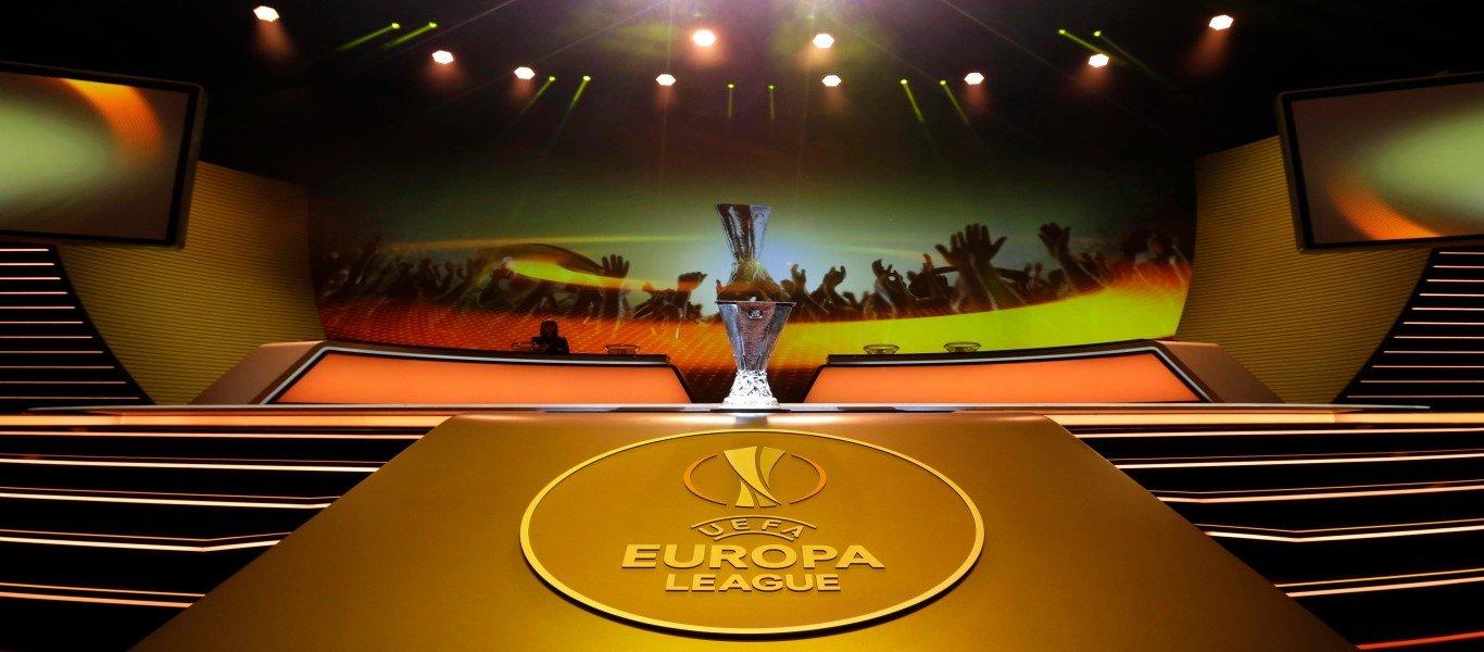 Europa League: Τα αποτελέσματα για τους πρώτους αγώνες της φάσης των «32»