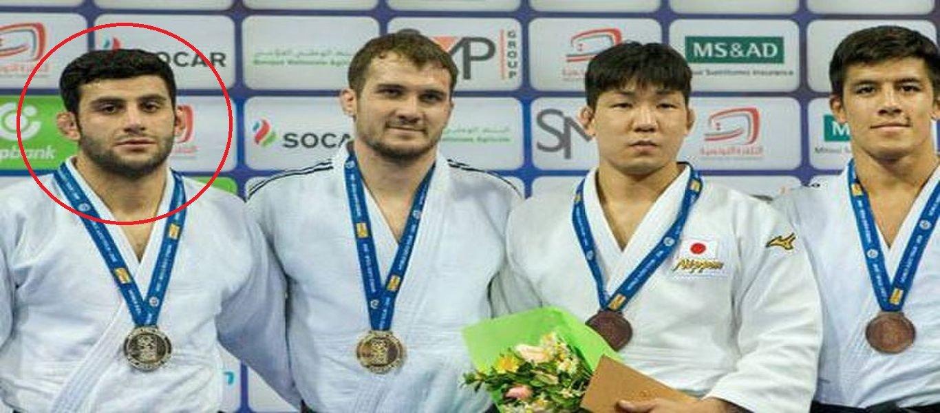 «Χάρισμα» στους Τούρκους πρωταθλητής μας στο Τζούντο! (φωτό)