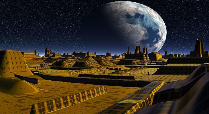 ΝASA: Σε 50 χρόνια θα κάνουμε εξωγήινη πόλη στη Σελήνη