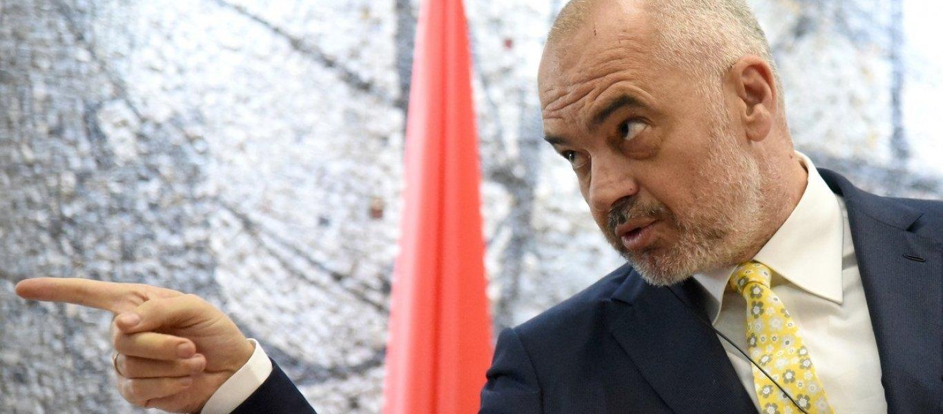 Τα Τίρανα ξεκινούν την «Μεγάλη Αλβανία» και ενσωματώνουν το Κόσοβο! – Απειλή για την Ελλάδα