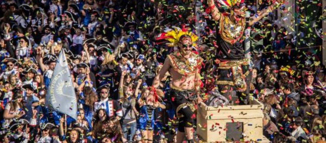 Χανιά: Επεισόδια μετά το καρναβάλι- Η ΕΛ.ΑΣ έκανε χρήση κρότου-λάμψης (φωτό)