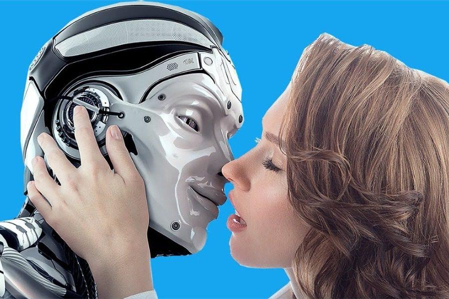 Δείτε πόσοι Γερμανοί και Αμερικανοί προτιμούν να κάνουν σeξ με ρομπότ