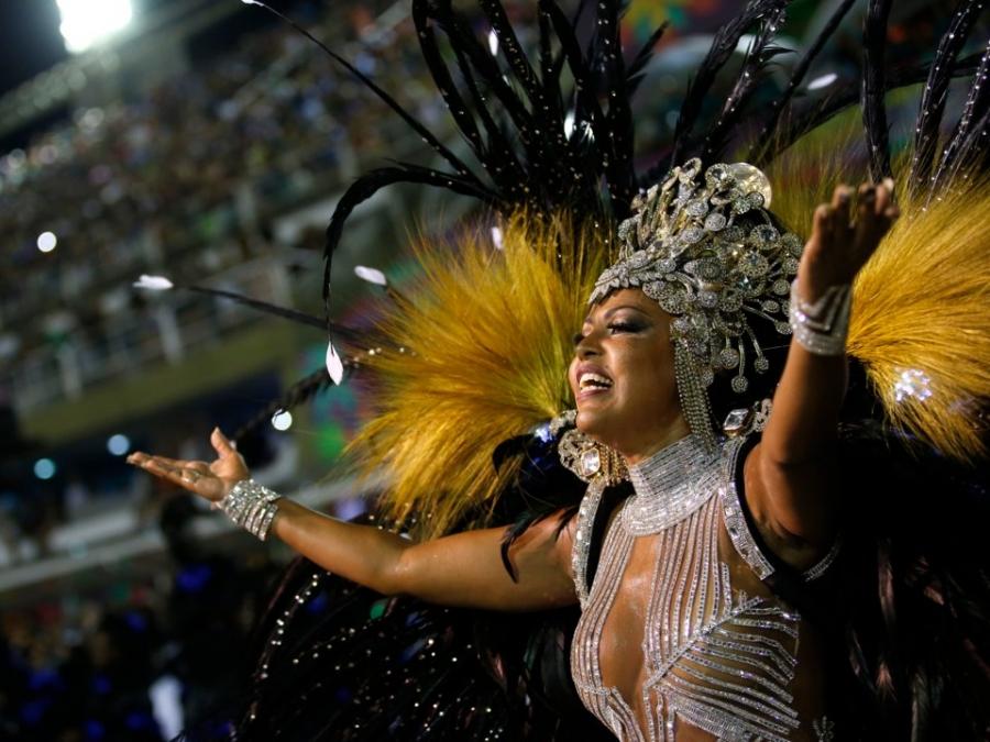 Ξέφρενο πάρτι στο Ρίο – Δείτε τις πιο εντυπωσιακές φωτογραφίες