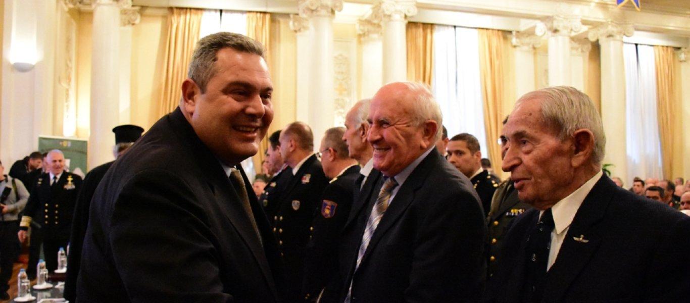 Π.Καμμένος στους Καταδρομείς: «Αν πειράξουν την Ελλάδα μας θα πολεμήσουμε παντού και θα νικήσουμε»!