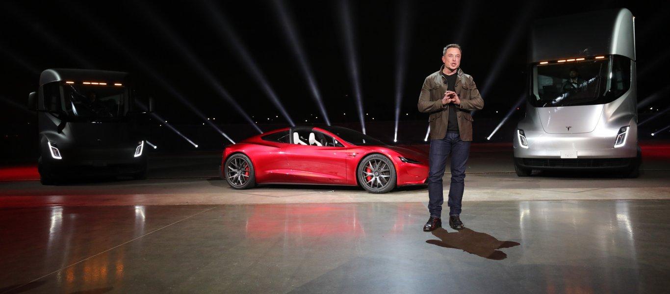 Και εγένετο Tesla Greece: H εταιρεία του Έλον Μασκ αποφάσισε να επενδύσει στην Ελλάδα!