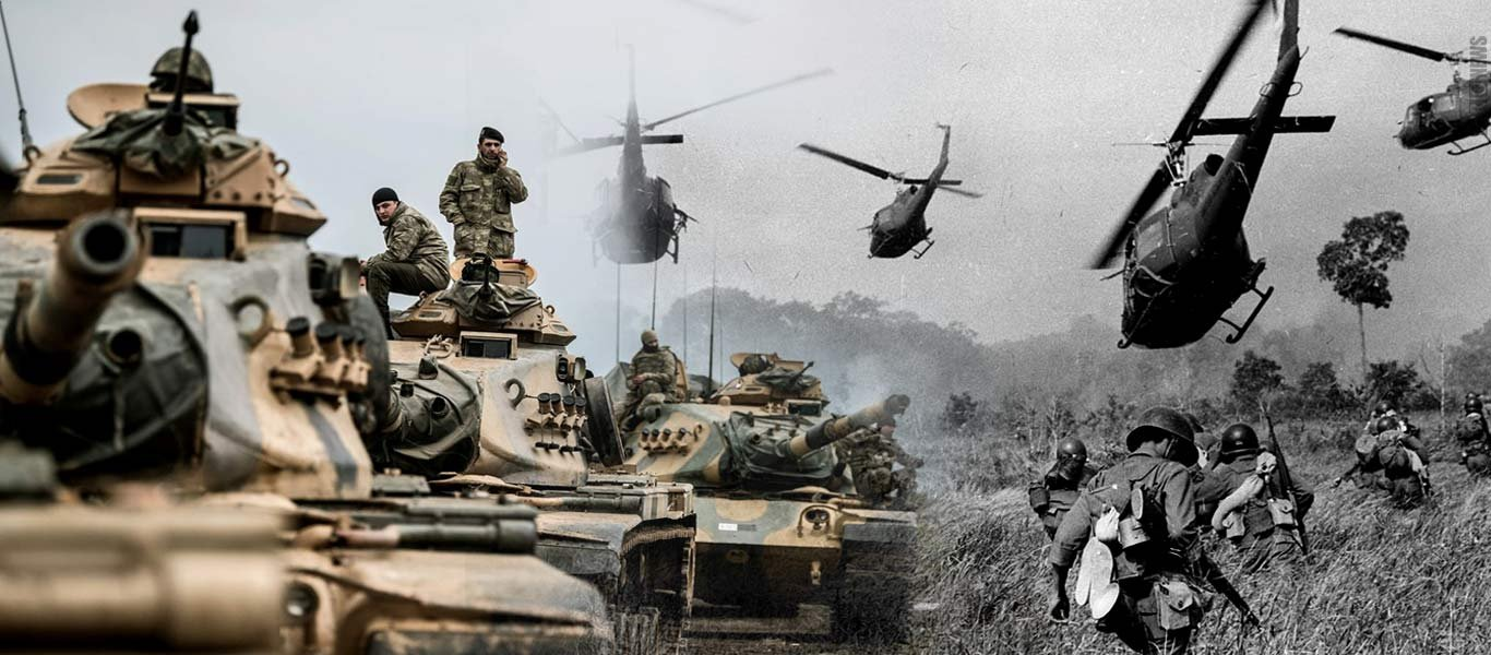 Διοικητής YPG για Τούρκους: «H Aφρίν θα γίνει το Βιετνάμ τους» (βίντεο)