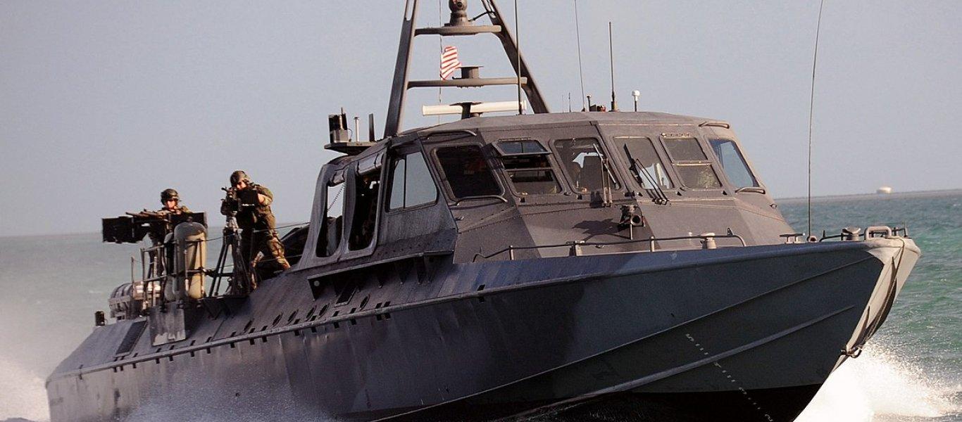 Έρχονται σκάφη ειδικών επιχειρήσεων MK V για την ΔΥΚ και εκτοξευτές Hellfire για την ΑΣ από τις ΗΠΑ
