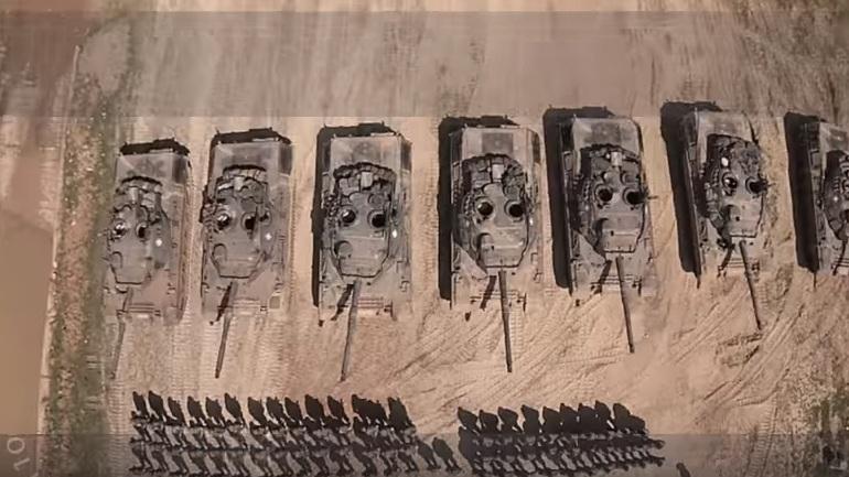 Το βίντεο του ΓΕΣ για την ετοιμότητα του Δ' Σώματος Στρατού στη Θράκη