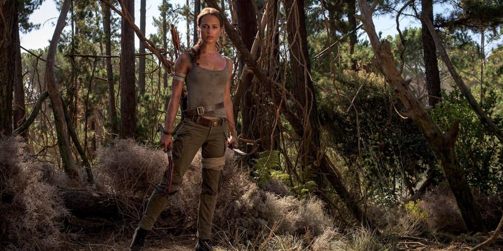Ταινίες της εβδομάδας: Η Aλίσια Βικάντερ στο νέο Tomb Raider [βίντεο]