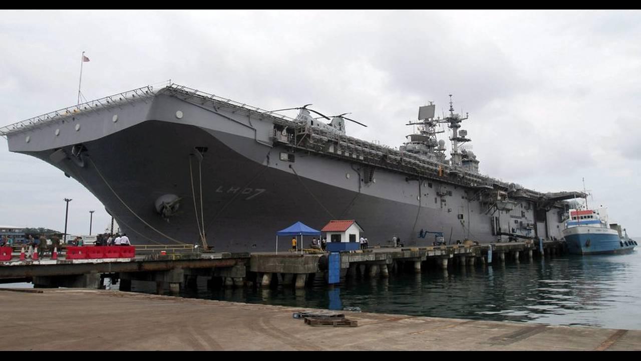 Ο Ερντογάν στέλνει το Deep Sea Metro 2 στην Κυπριακή ΑΟΖ! – Ναυτικό των ΗΠΑ προς Αγκυρα: «Έτοιμοι να αποτρέψουμε κρίση»