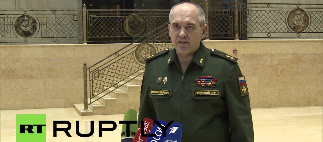 ΕΚΤΑΚΤΟ – Ρωσία προς ΗΠΑ: «Κτυπήστε τη Δαμασκό και θα είναι το τελευταίο πράγμα που θα κάνετε»