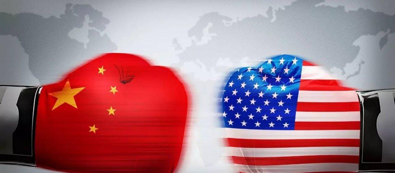 Οι ΗΠΑ θέλουν να επιβάλλουν δασμούς ύψους 60 δισ.$ στην Κίνα