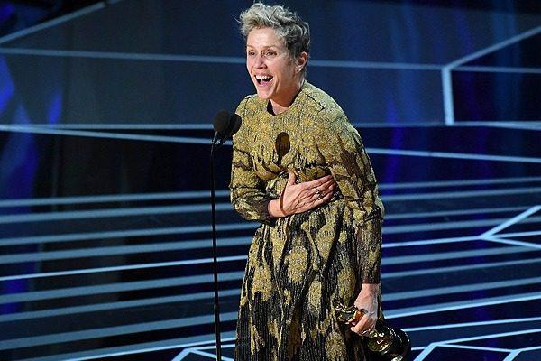 Έκλεψαν το Oscar της Frances McDormand στο πάρτι μετά την απονομή