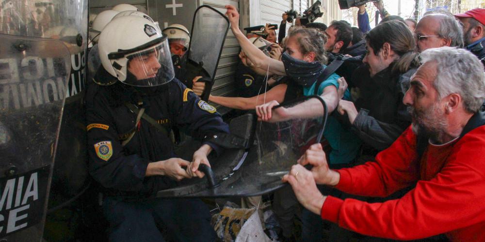 «Επίθεση» της Ένωσης Αστυνομικών στην Κυβέρνηση: Αφού δεν μας σέβονται θα μας φοβηθούν