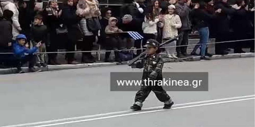 Διχασμός για την παρέλαση πιτσιρικά στην Αλεξανδρούπολη [βίντεο]